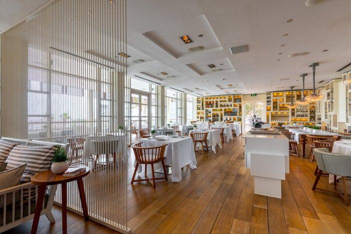 Enoteca: ресторан Мишлен в Барселоне для ценителей морепродуктов