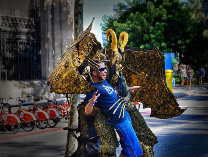 Туристы в Барселоне: цифры и факты. Итоги 2017