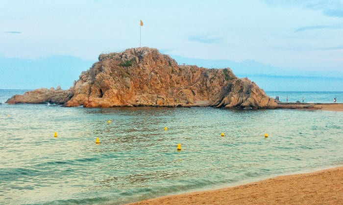 Пляжи Бланеса