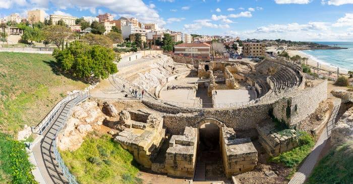 Древнеримский театр в Таррагоне