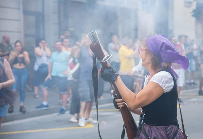 Фестивали Барселоны: Грасия
