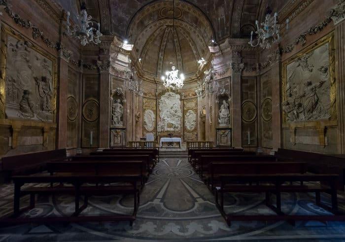 Внутреннее убранство Кафедрального собора Таррагоны