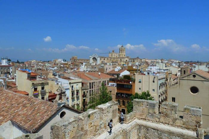 Как найти Кафедральный собор в Таррагоне