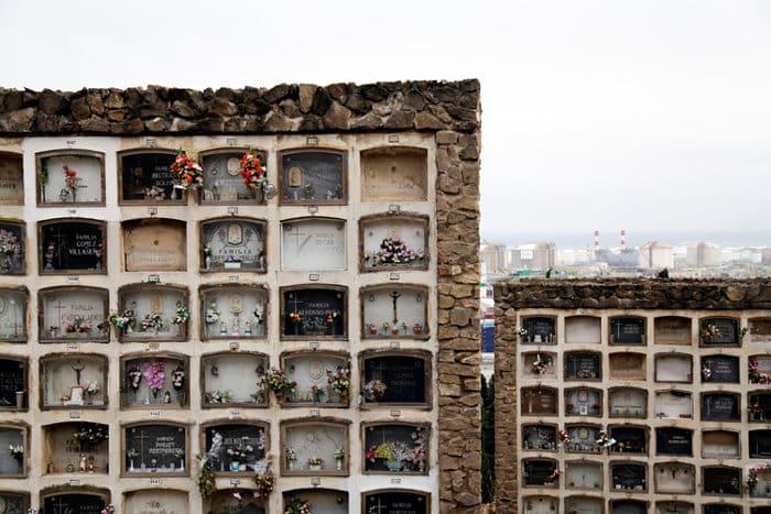 Как выглядит кладбище Монтжуик сейчас
