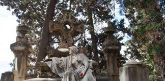 Кладбище Монтжуик: что посмотреть