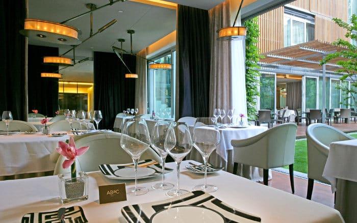 Лучшие рестораны Барселоны: Àbac