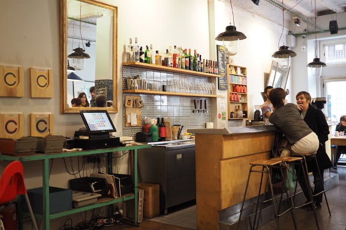 Caravelle – ресторан Барселоны, характерный домашним уютом