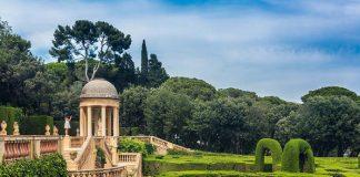 Парк Лабиринт Орта в Барселоне: от А до Я