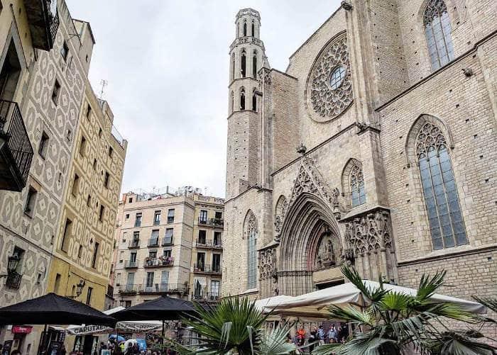 Внешний вид базилики - гордость района