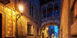 Районы Барселоны: Готический квартал