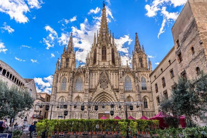 Готический квартал: Кафедральный собор