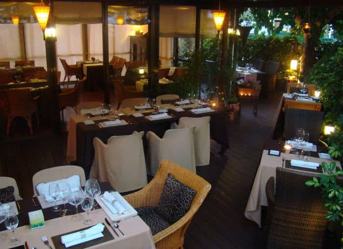 La Morera – популярный ресторан у гурманов Салоу