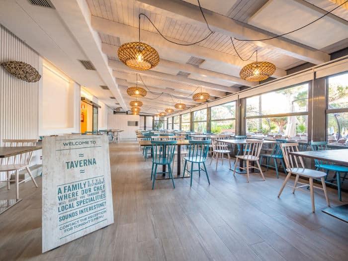 Рестораны Салоу: рыбное изобилие La Taverna