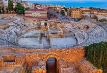 Римский амфитеатр в Таррагоне