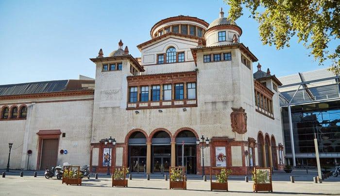 Театры в Барселоне: Mercat de les flors