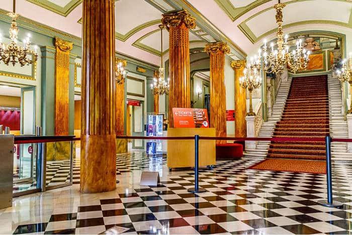 Оперный театр Liceu