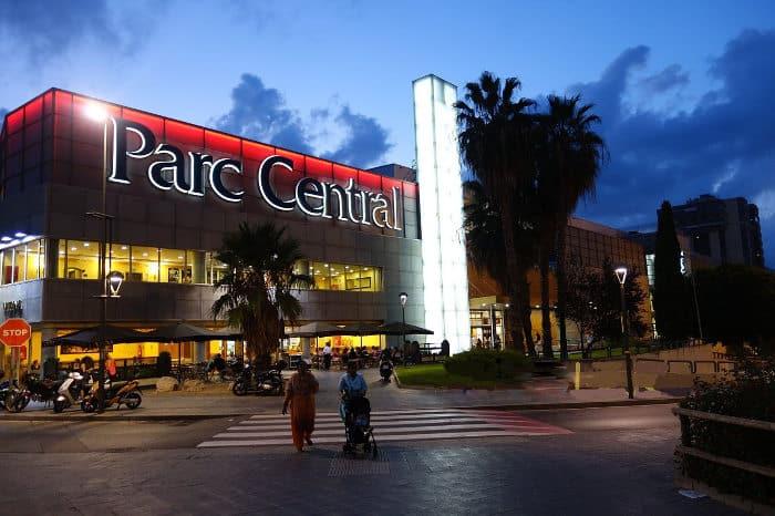 Торговый центр Парк Централ в Таррагоне