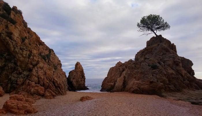 Характеристика пляжей Tossa de Mar