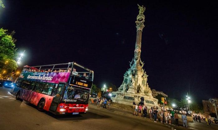 Путешествие на туристическом автобусе
