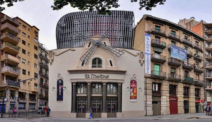Кабаре «El Molino»