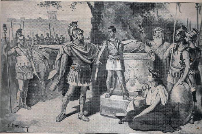Каким образом с историей Барселоны связан отец Ганнибала