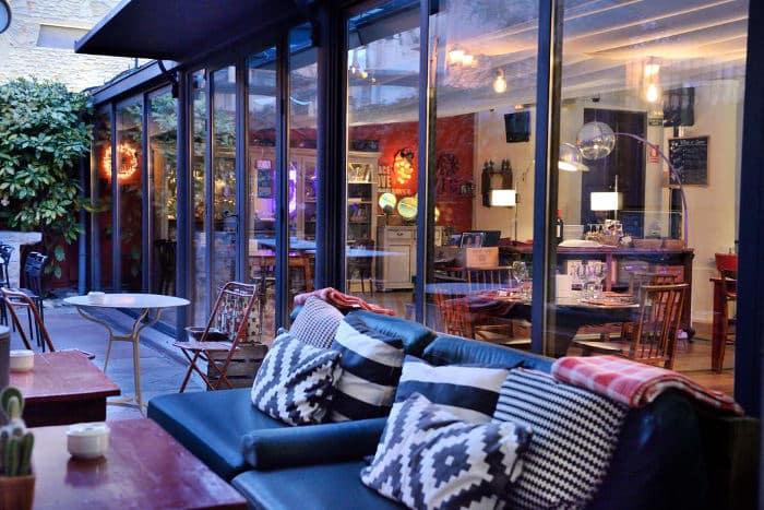 Бегур: ресторан-отель Aiguaclara