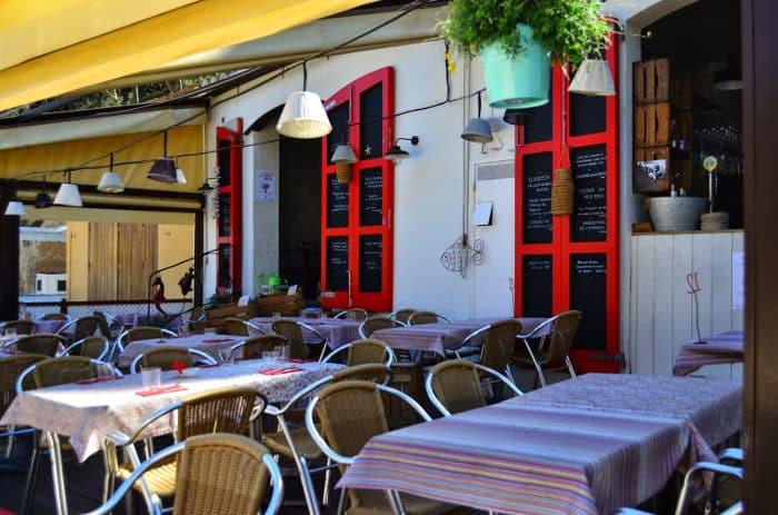Ресторан Toc al Mar