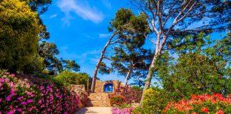 Ботанический сад Кап-Роч