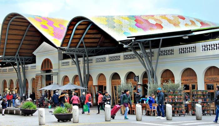 Что посмотреть в Борне: рынок Санта Катарина