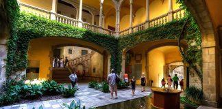 Что скрывает Дворец наместника Барселоны