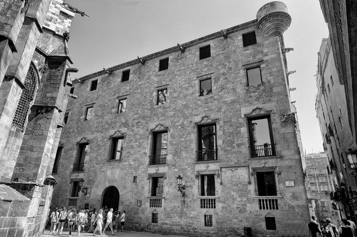 Дворец наместника Барселоны