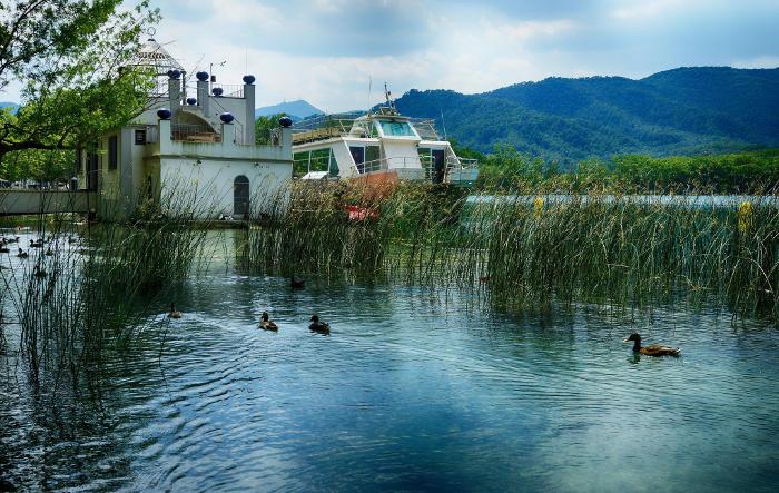 Коста Брава что посмотреть: Баньолес