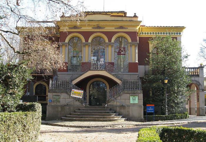 Museo de los volcanes de Olot
