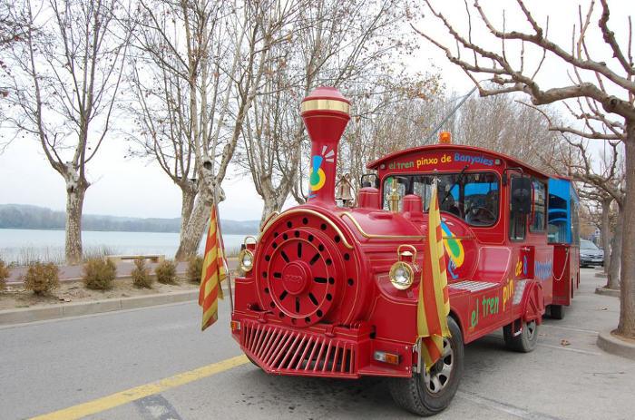 Поезд «Tren Pinxo de Banyoles»