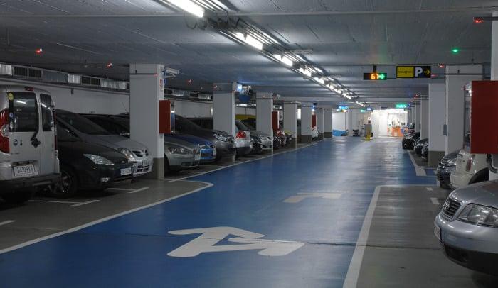 Автоматы для оплаты паркинга в Барселоне