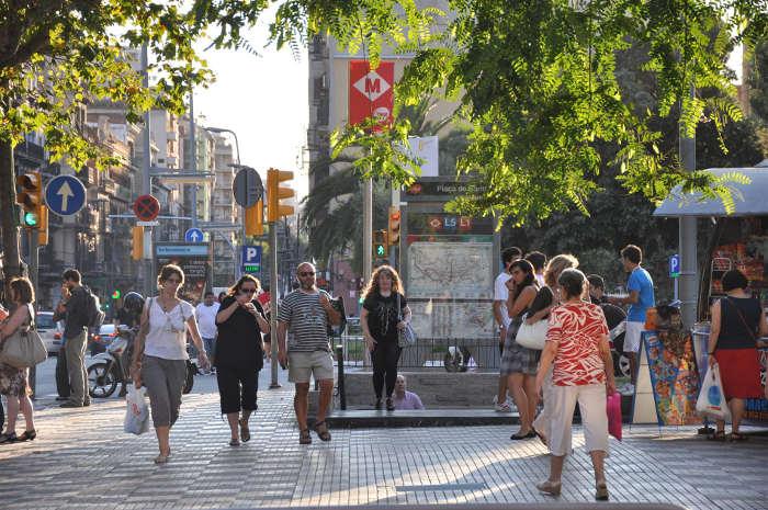 Лучшие районы для жизни в Барселоне