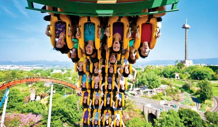 Salou: Парк развлечений Порт Авентура