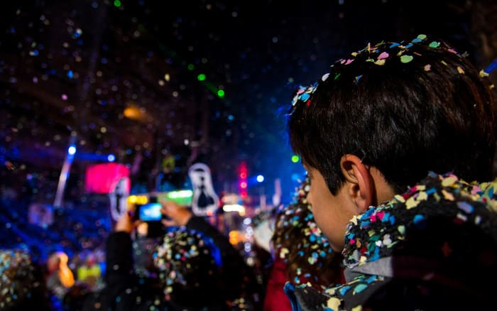Праздники и фестивали в Salou