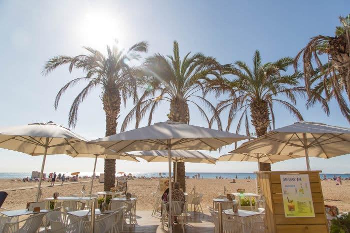 Пляжи Santa Susanna