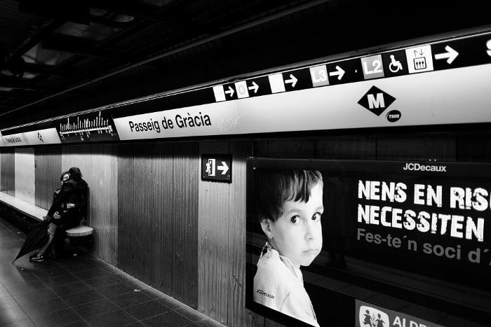 Как добраться до центра Барселоны на поезде