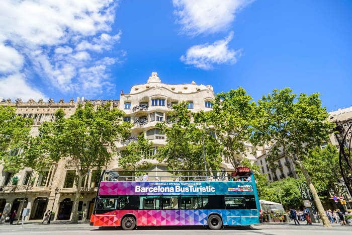 Барселона за 2 дня: уникальный маршрут на Бас Туристик