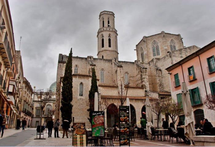 Церковь Sant Pere
