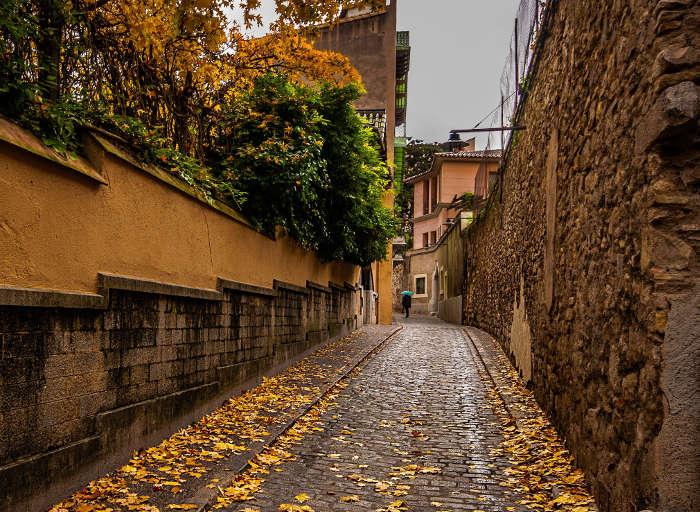 Жирона - Испания, фото, город Жирона самостоятельно