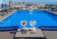 Лучшие отели Барселоны на карте