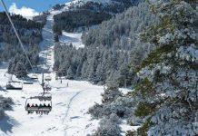 Лыжные курорты рядом с Барселоной