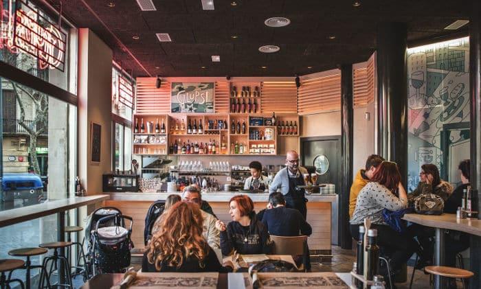 Купить бар в барселоне могут ли иметь недвижимость за рубежом чиновники