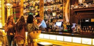 Необычные бары Барселоны