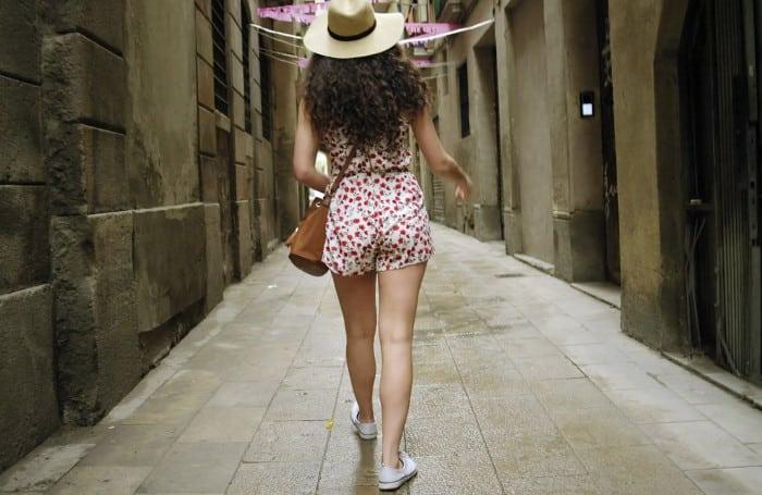 Что надевать в Барселоне в июле с учетом погоды