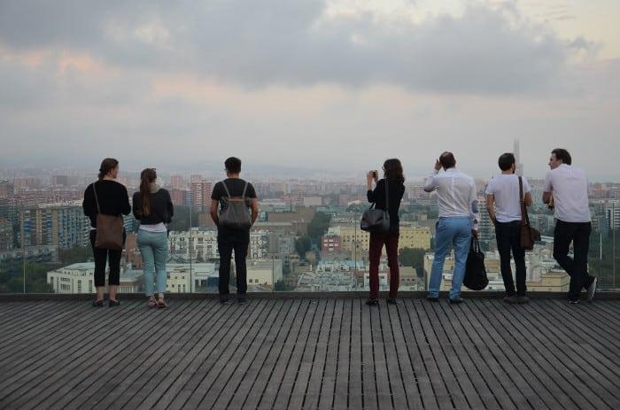 Архитектурный фестиваль в Барселоне в октябре