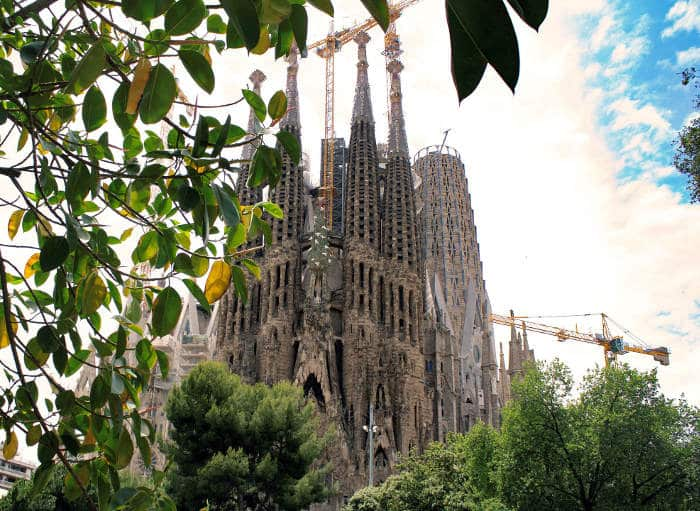 Погода в Барселоне в сентябре